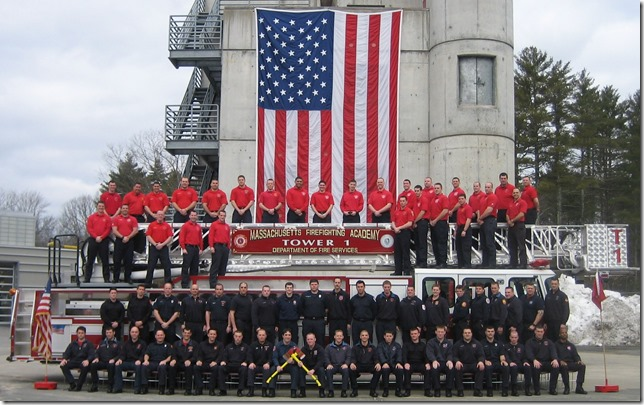 a Recruit Class 198 group photo 1