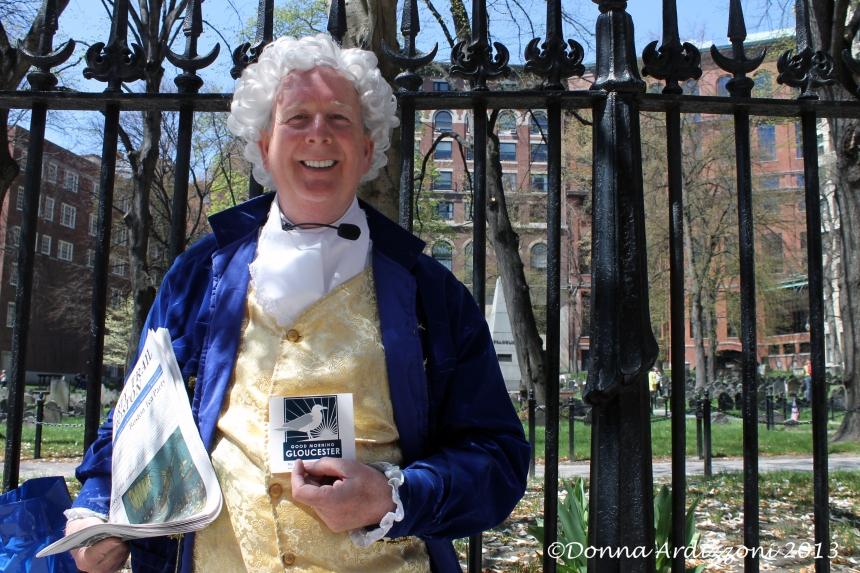 April 28, 2013 Ben Franklin
