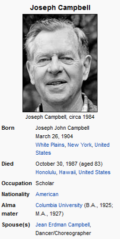 a literary analysis of open life by joseph campbell Joseph campbell was a rare scholar whose work won enormous popular appeal   zimmer's example, campbell said in an interview in the open life, gave him  the  as a jungian, a careful reading of his work undermines this interpretation.