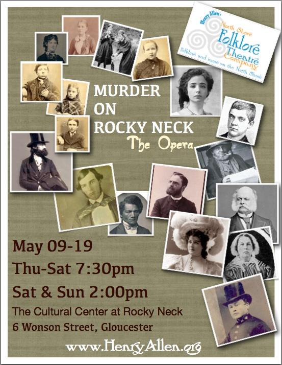 Murder on Rocky Neck