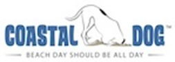 Coastal Dog logo blue sig