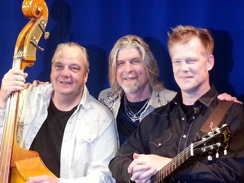 Rich Holerook, Allen Estes, Dave Foley