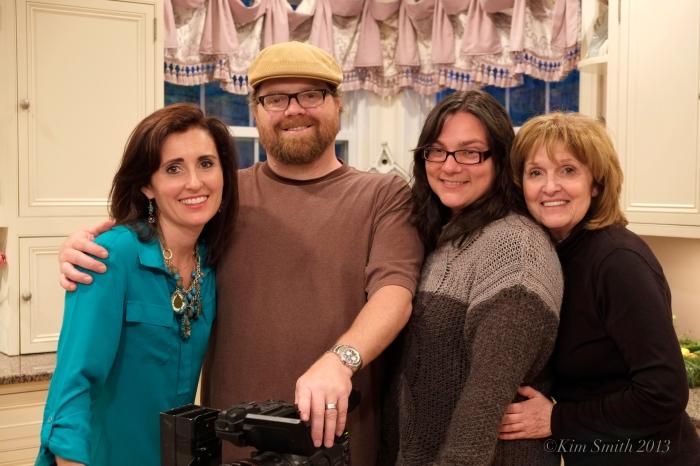 Felicia, Craig, Hannah, Pat.