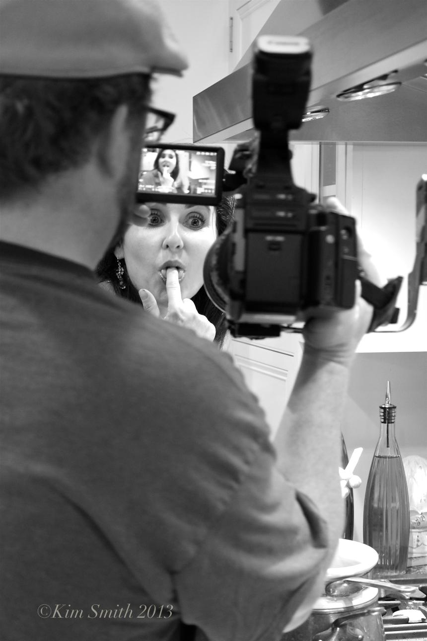 Felicia Craig video kickstarted bl-wh -1 ©Kim Smith 2013