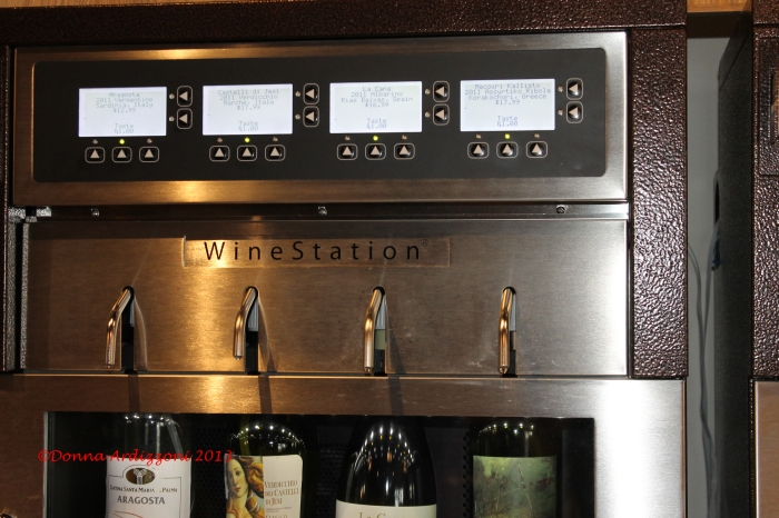 Great Wine Station