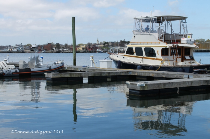may 5, 2013 the calmness of the harbor