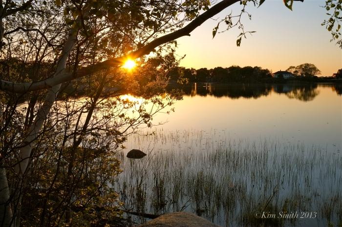 Niles Pond ©Kim Smith 2013