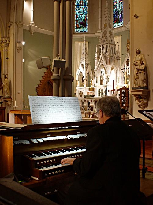Organ concert small