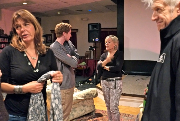 Sarah Green to the Wonder Cape Ann Community Cinema ©Kim Smith 2013JPG