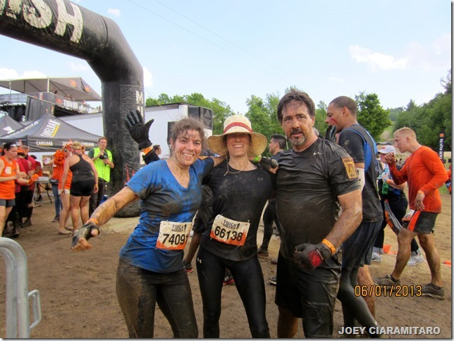 3 after the mudder
