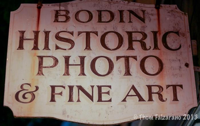 Bodin Sign