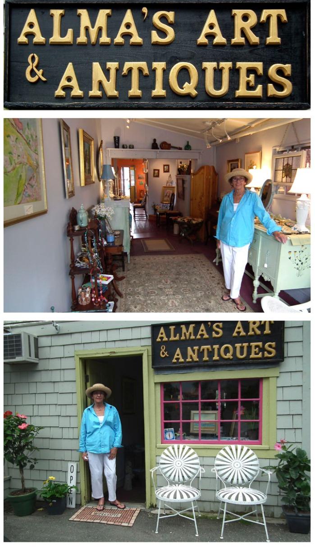 almas art and antiques 2013