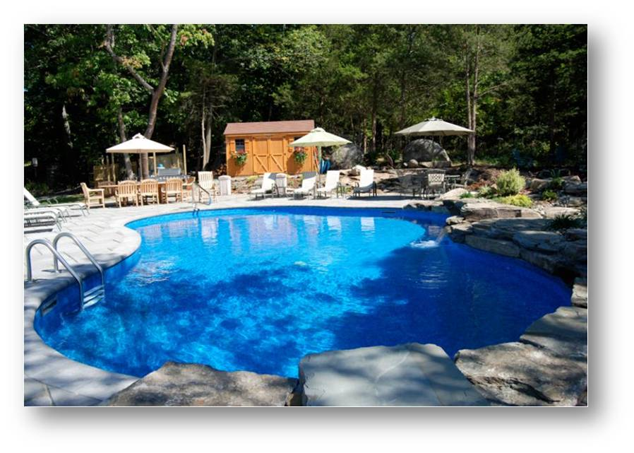 Our new pool goodmorninggloucester for Pool designs under 30000