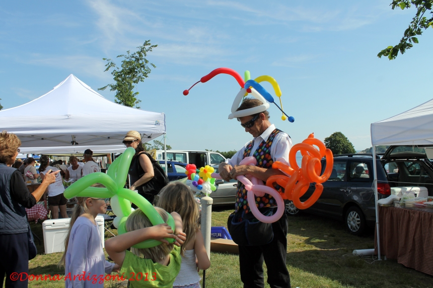 June 20, 2013Charlie Fogerty Balloon Man