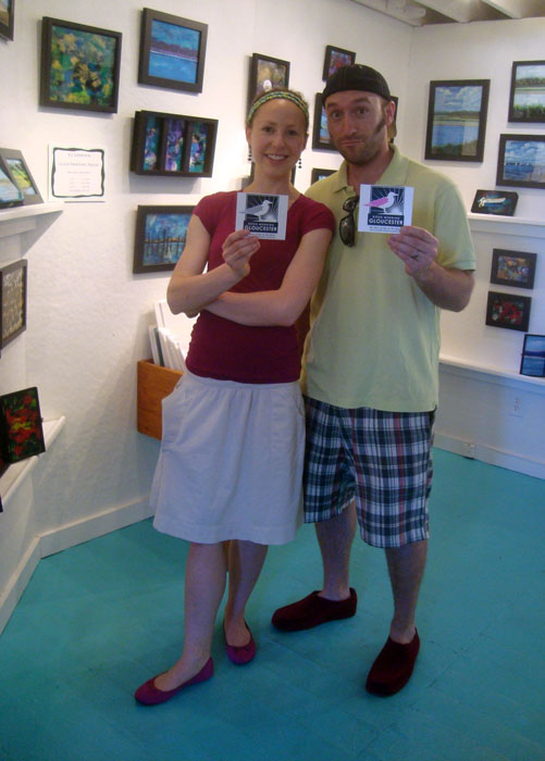 michael and rachel orie represent