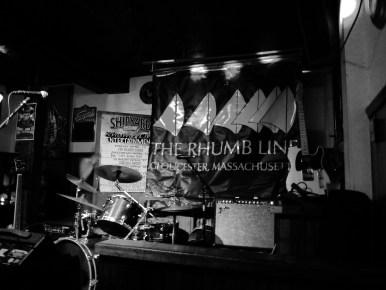 rhumb line bw