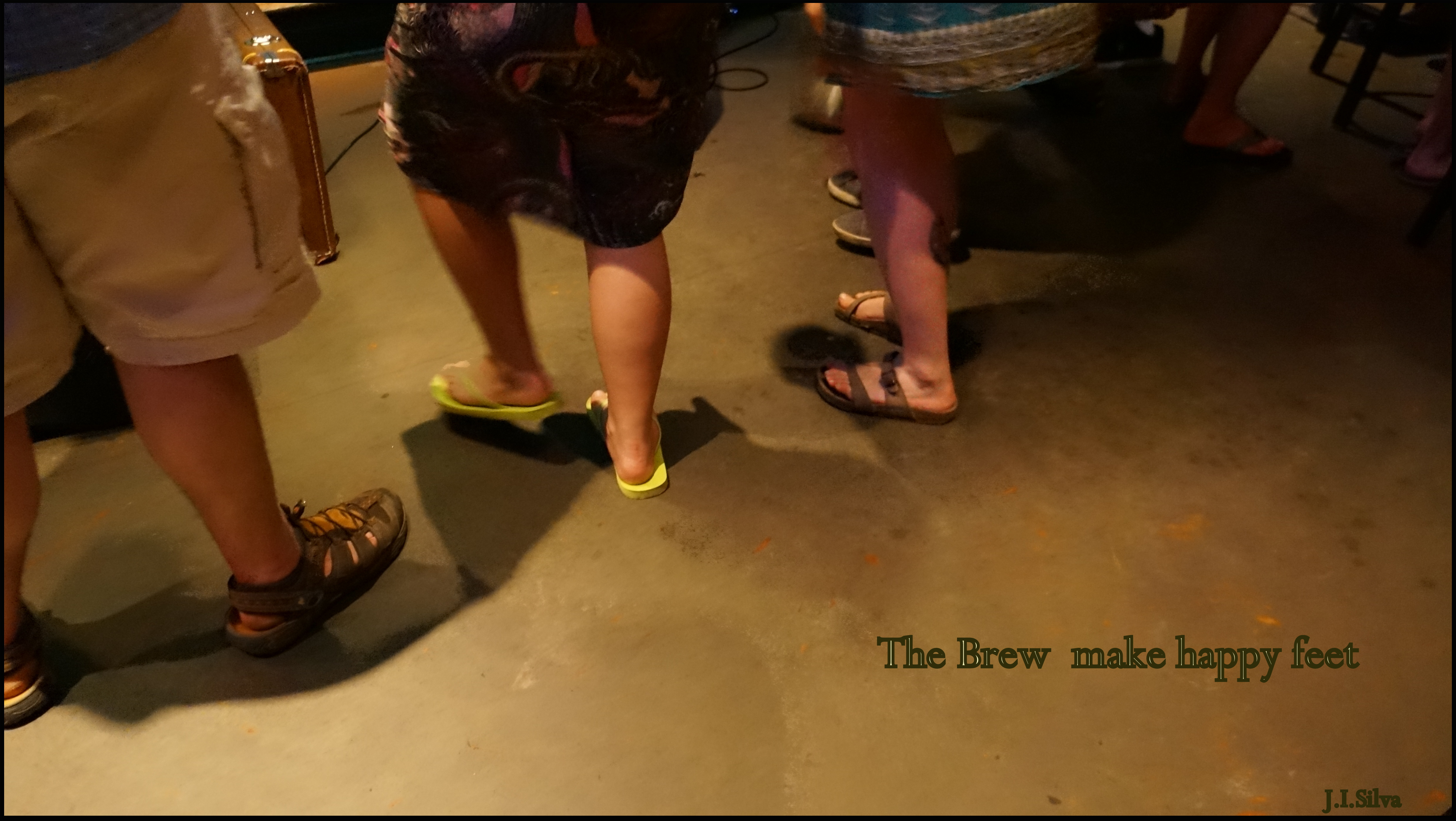Puccini Happy Feet 2 The Brew Make Happy Feet