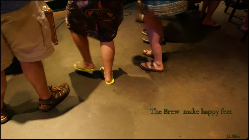 the brew make happy feet