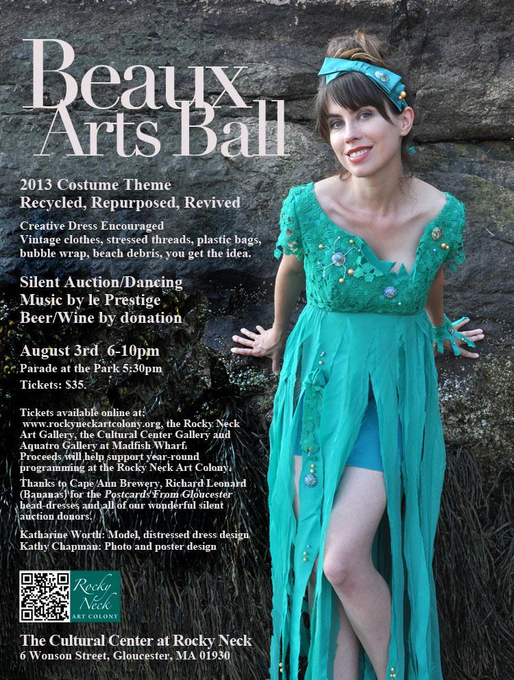 beaux arts ball 2013