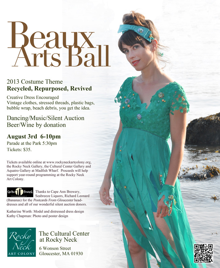 beaux arts ball