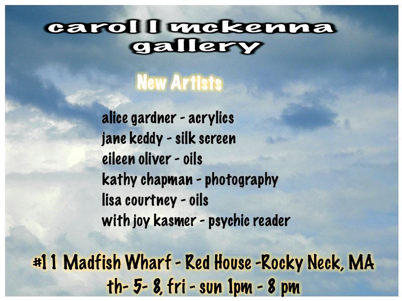 carol mckenna gallery