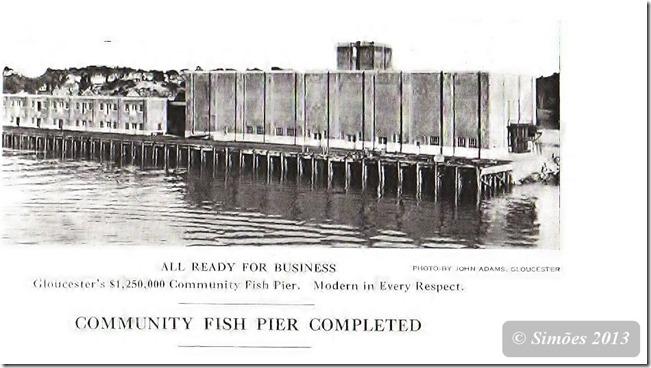 Community Fish Pier - 1938