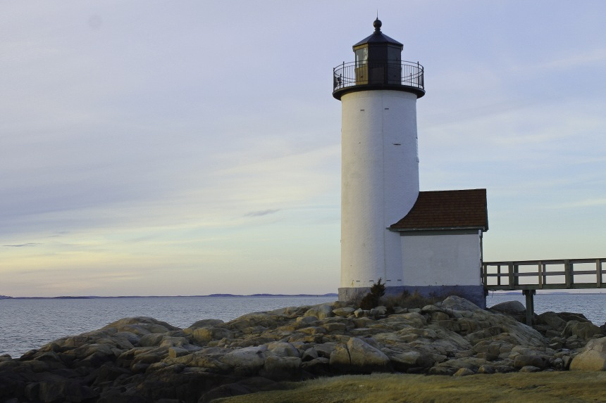 December 24, 2012 Annisquam Lighthouse