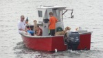 Next Generation Lobstermen- Brett and Jake Donovan and Their Solar Powered Lobster Pot Hauler