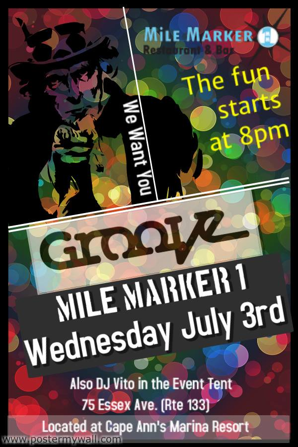 groove july 3