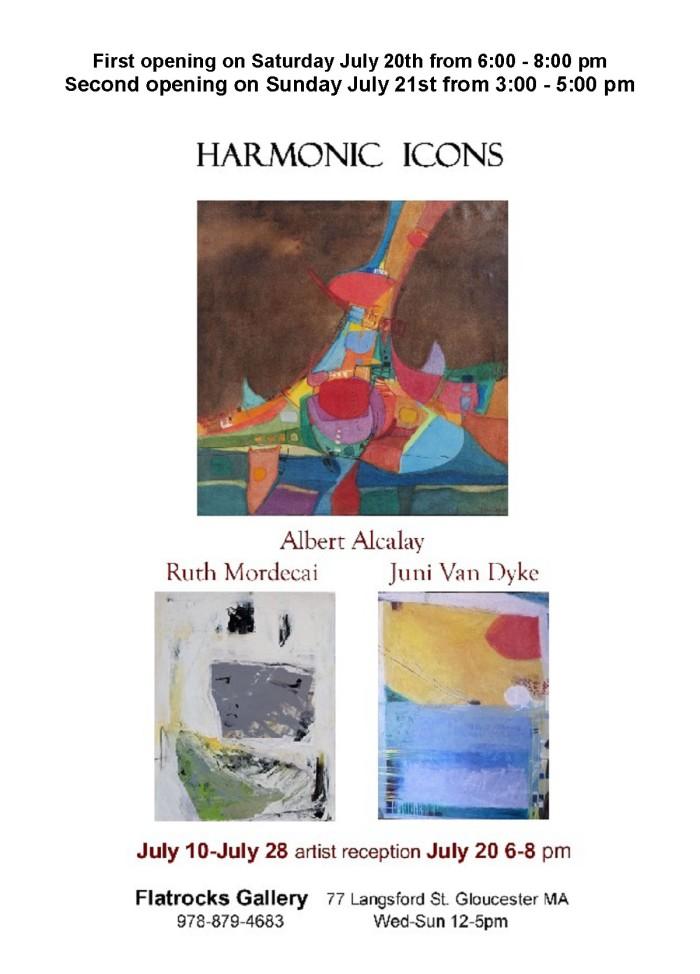 harmonic icons