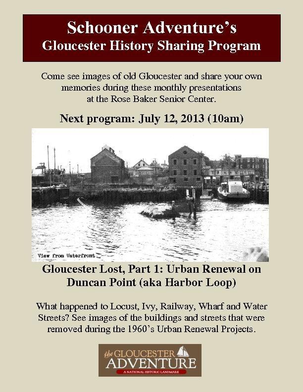 History Sharing Program Poster - Urban Renewal part 1001