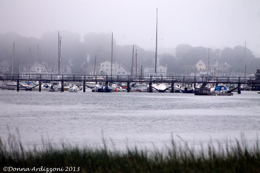 July 23, 2013Foggy Annisquam