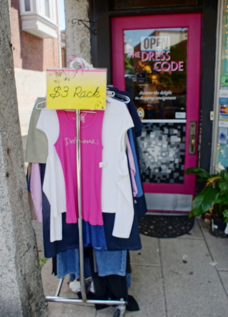 _The Dress Code 3 dollar rack