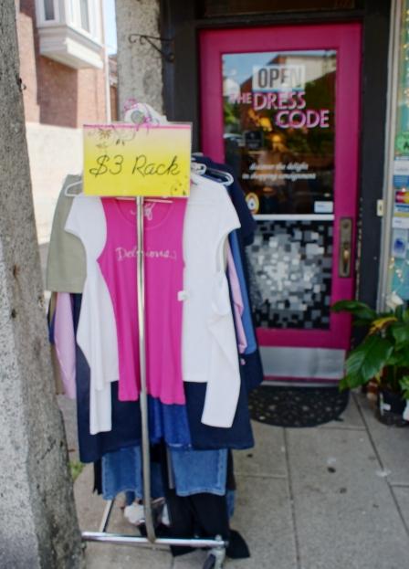 _The Dress Code 3 dollar rack