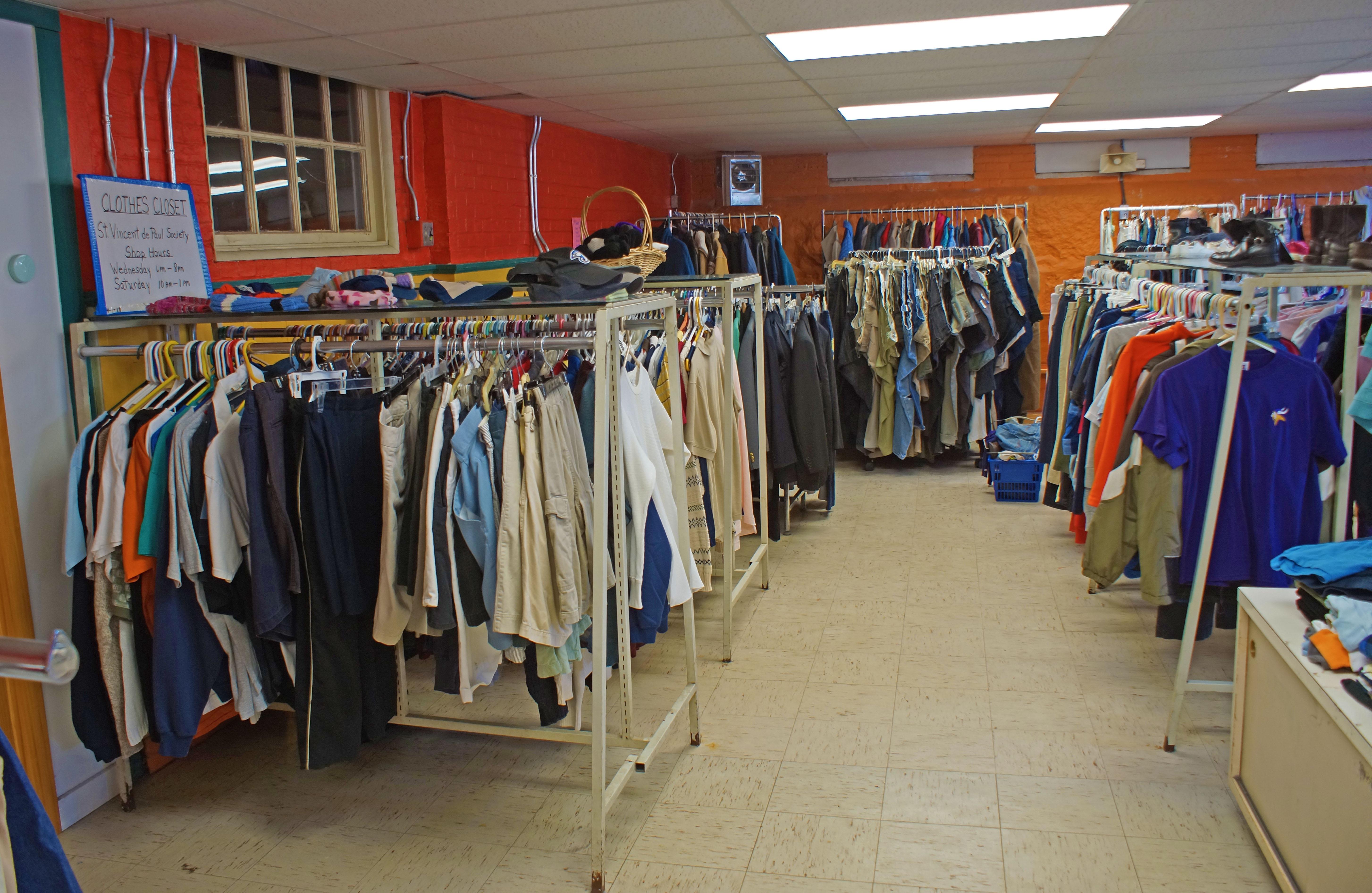 St Paul S Clothes Closet