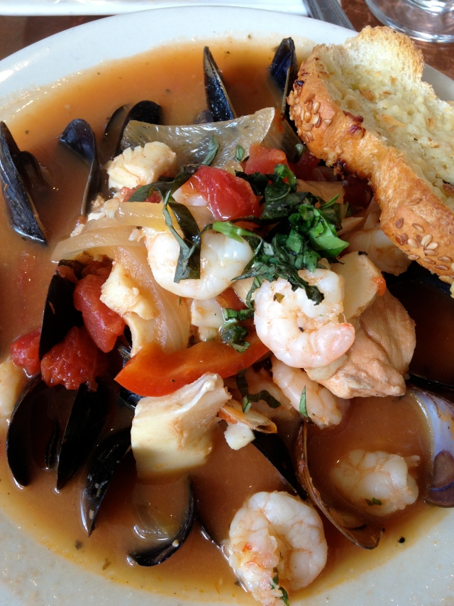 Passports Adriatic Seafood Stew ©Kim Smith 2013