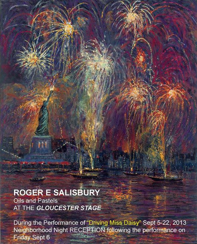 roger salisbury at GSC