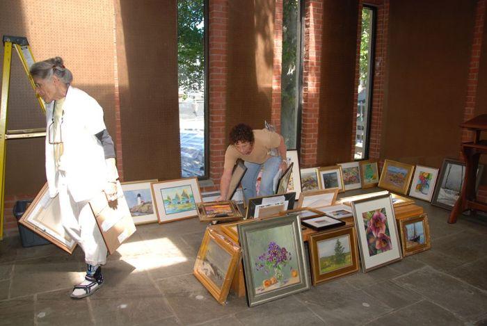 sfl art auction