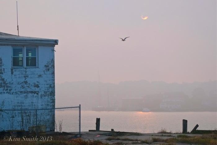 East Gloucester Sunrise -6 ©Kim Smith 2013.