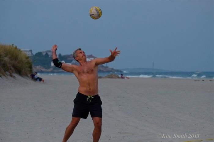 Good Harbor Beach Volleyball  -2©Kim Smith 2013