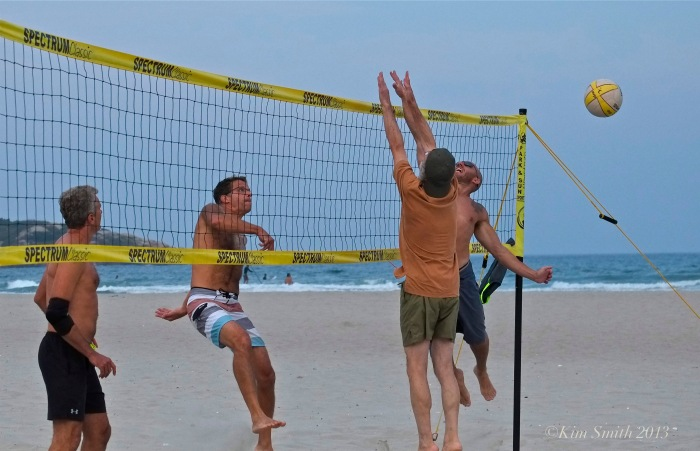 Good Harbor Beach Volleyball -4 ©Kim Smith 2013