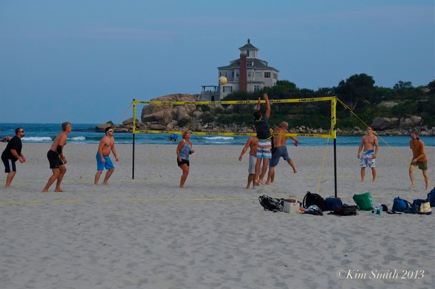 Good Harbor Beach Volleyball ©Kim Smith 2013