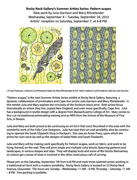 patternscapes