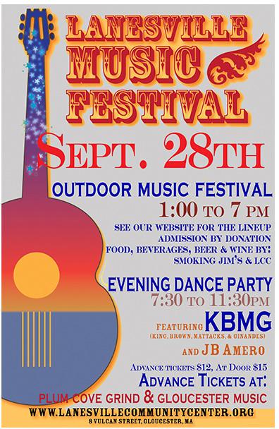 Poster - LCC Music Festival
