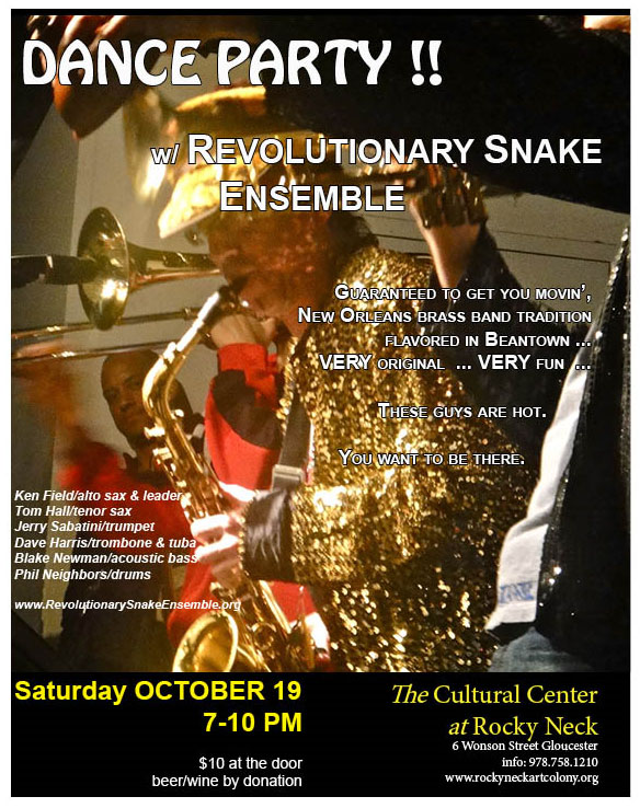 revolutionary snake ensemble
