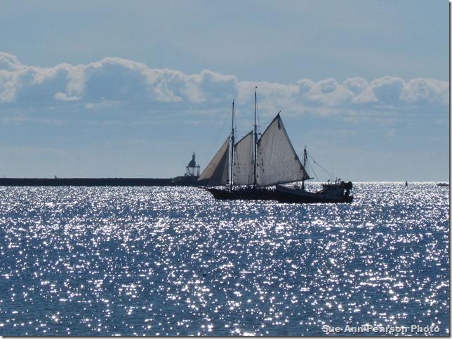 Sailboat at E Point