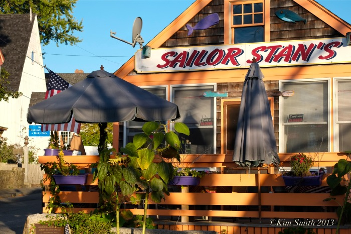 Sailor Stans ©Kim Smith 2013