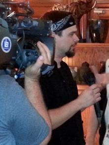 Chef Scott Jensen on Wicked Tuna