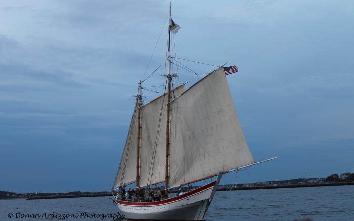 September 7, 2013 Sweet boat Ardelle