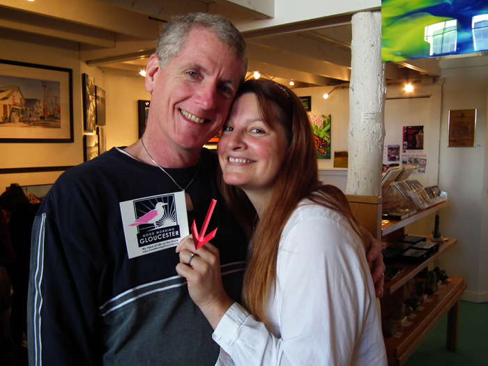 Susan and don get engaged